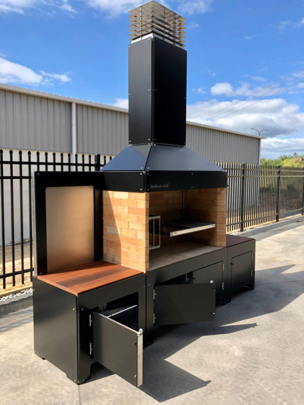 Authentic Grill 1500 Package
