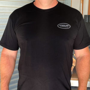 authentic oven t-shirt