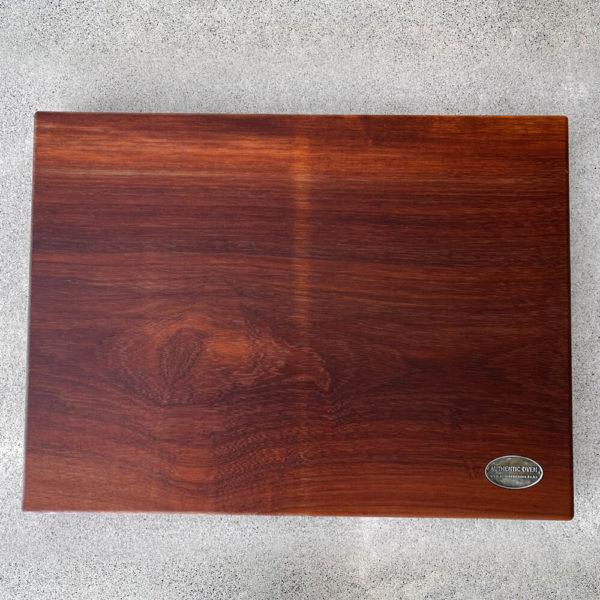 Solid Iroko Chopping Board Large